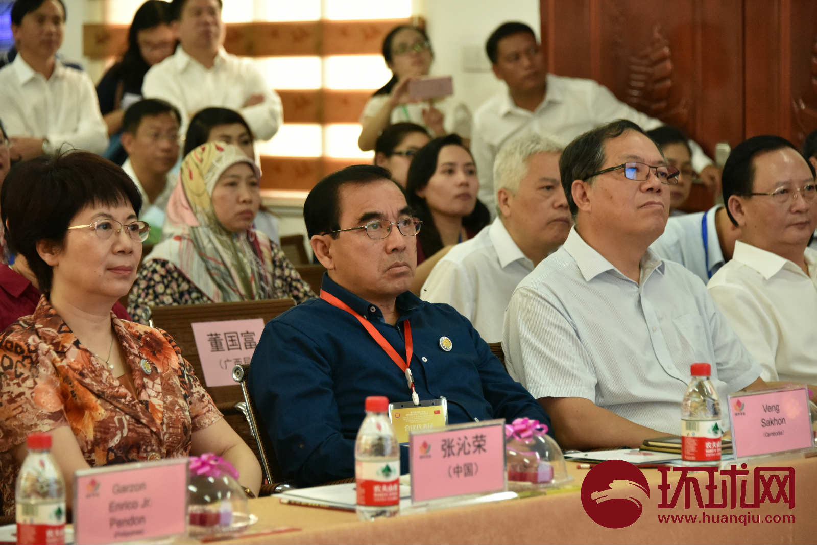 质检部长会议代表团赴武鸣县考察农业标准化项目