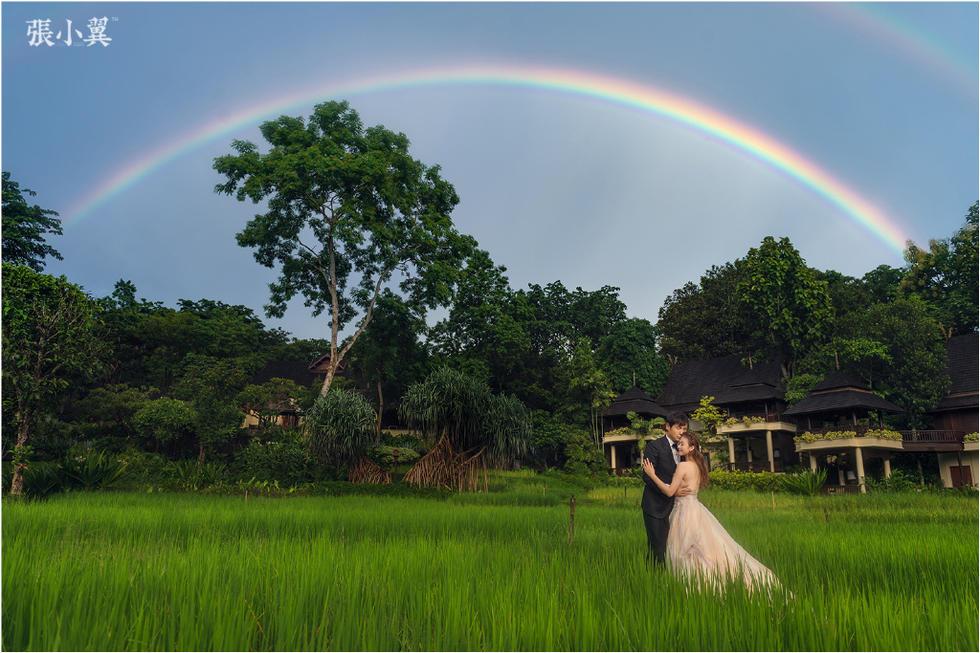 沈腾泰国婚礼细节照曝光 现场低调精致温馨