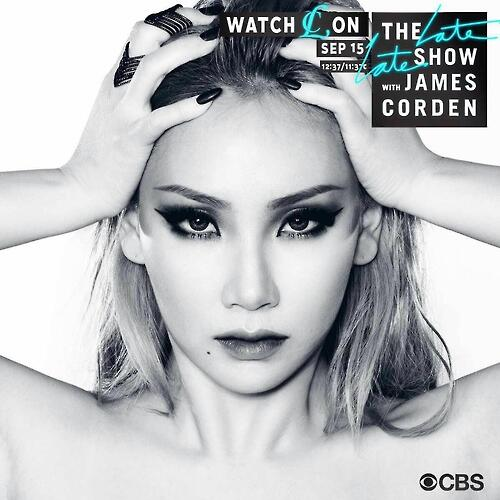 韩歌手CL将做客美国脱口秀 畅谈出道记和近况