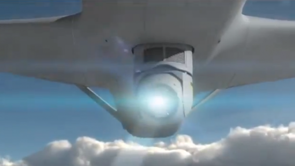 美国公司研发出可保护无人机的反激光干扰机