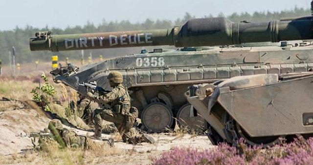 波兰美国联演 美俄武器大乱斗