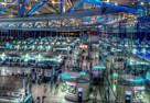 全球机场客流量创六年来最大增幅