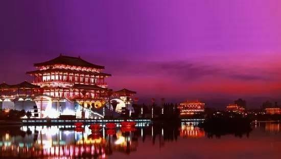 2016央视秋晚西安城市宣传片
