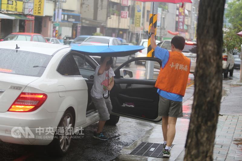 今年地表最强台风莫兰蒂袭击台湾 阵风达17级以上