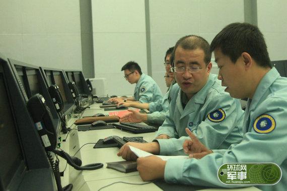 西安卫星测控中心全力备战天宫二号与神舟十一号