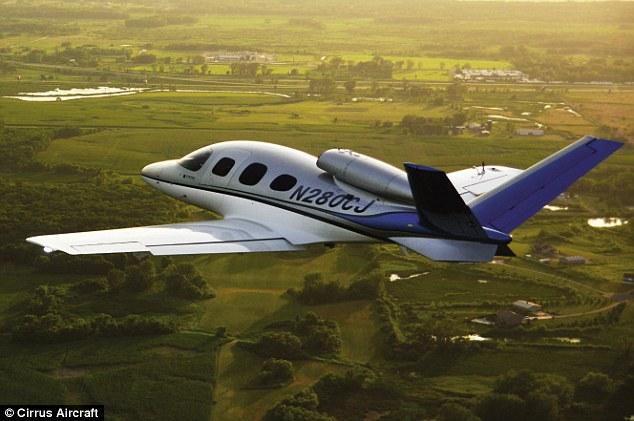 美国飞机公司将推5座私人飞机 售价200万美元起