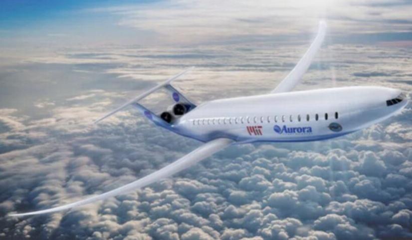 NASA准备研发双体极光D8客机 废气排放降低87%