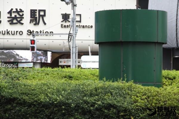 """东京街头现神秘""""马里奥管道"""":日本网友炸锅"""
