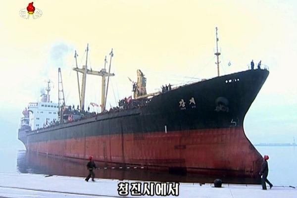 朝鲜70年难遇洪灾求援外界 救援物资陆续抵达灾区