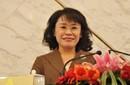 中国残奥代表团团长张海迪讲述中国健儿夺金秘籍
