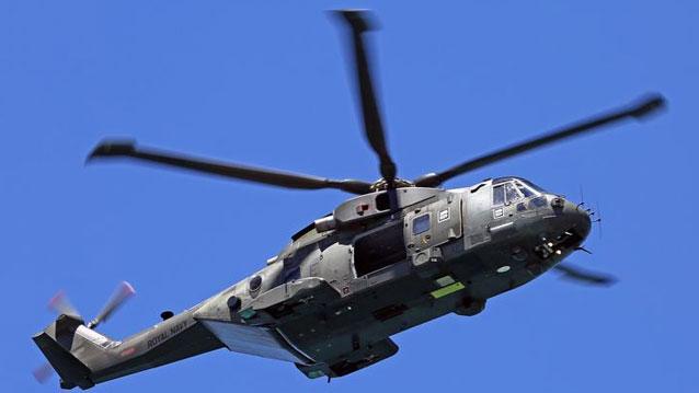 别小看这款直升机 是美总统专机