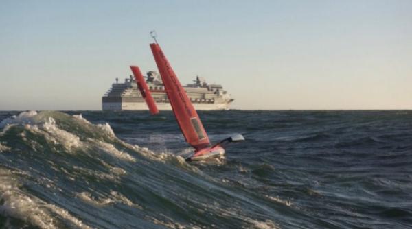获1400万美元融资的无人船公司 将在海洋大显身手