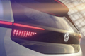 大众发布全新纯电动概念车预告图 巴黎首秀