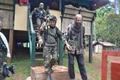 菲反政府武装向政府移交恐怖组织挟持挪威人质