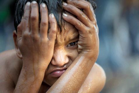 印度人肖像摄影揭示开挂民族的背后