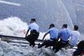 钱塘江潮涌来袭 杭州之江路瞬间被淹没