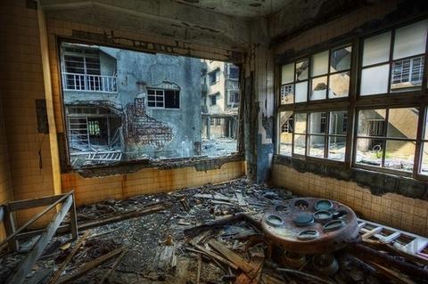 不提风景和美食,国内有哪些废墟值得一看