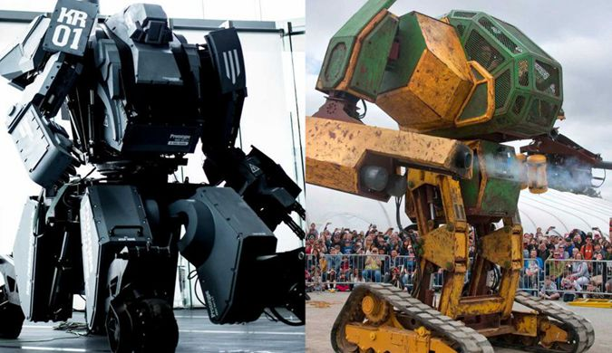 美日机器人开撕第四季来袭 美方发布燃情预告片