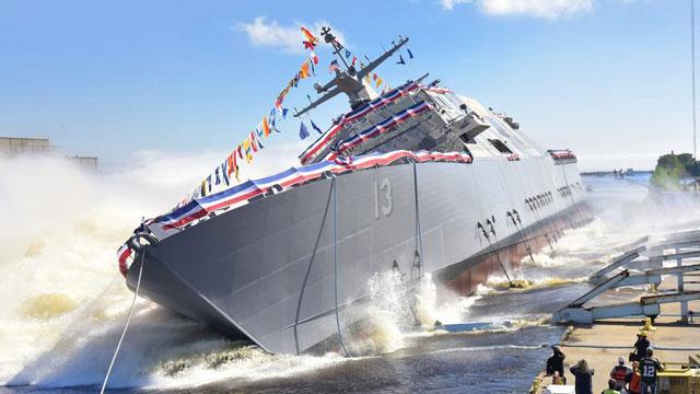 自由级濒海战斗舰已下水7艘