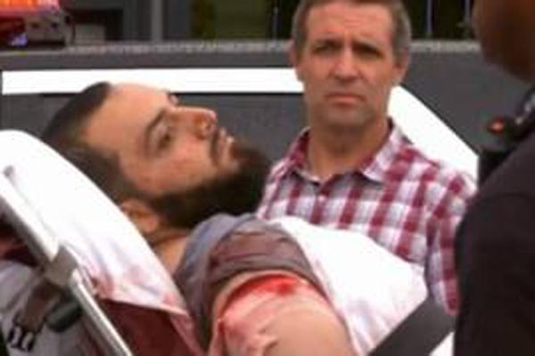 美国纽约曼哈顿炸弹攻击嫌犯拉哈米被捕