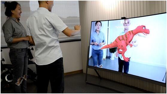 海信互联网电视引入AR技术  戳中家庭用户痛点