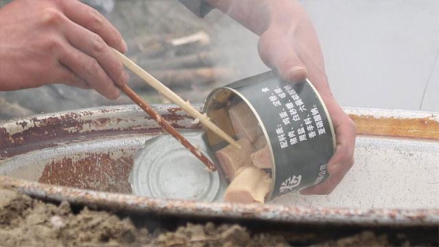 驻藏部队野外拉练午餐怎么解决?