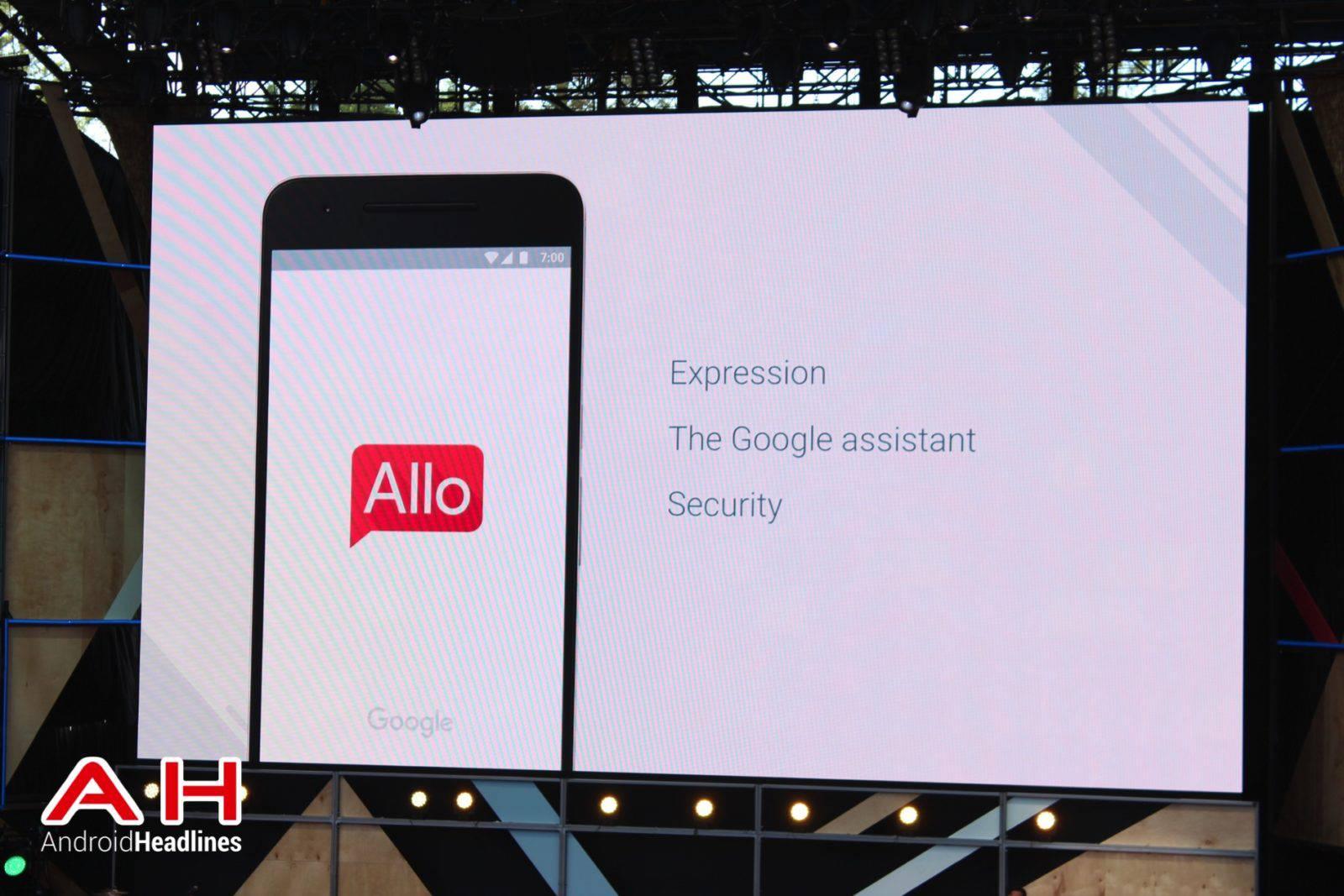 双平台同发?传谷歌通讯应用Allo将于9月21日上架
