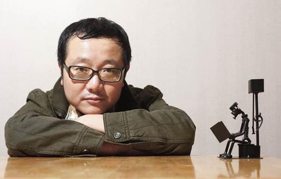 刘慈欣:科幻文学的意义被夸大了 不会走在科技前
