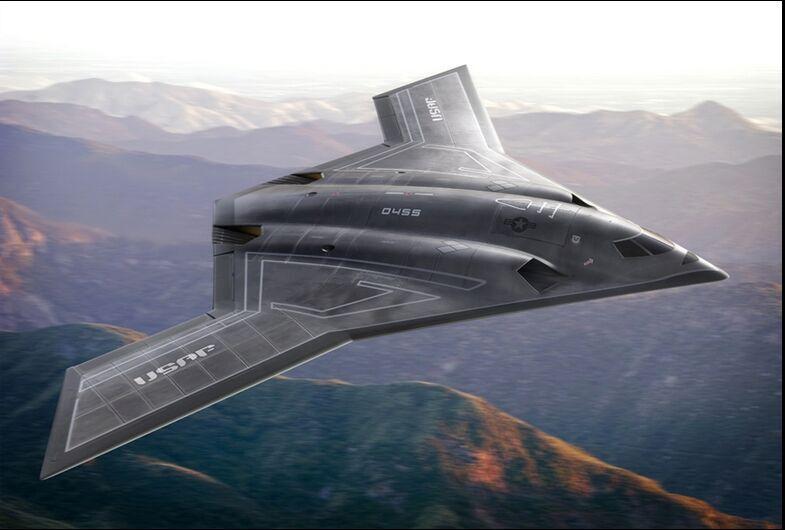 美国b21轰炸机正式命名raider 由