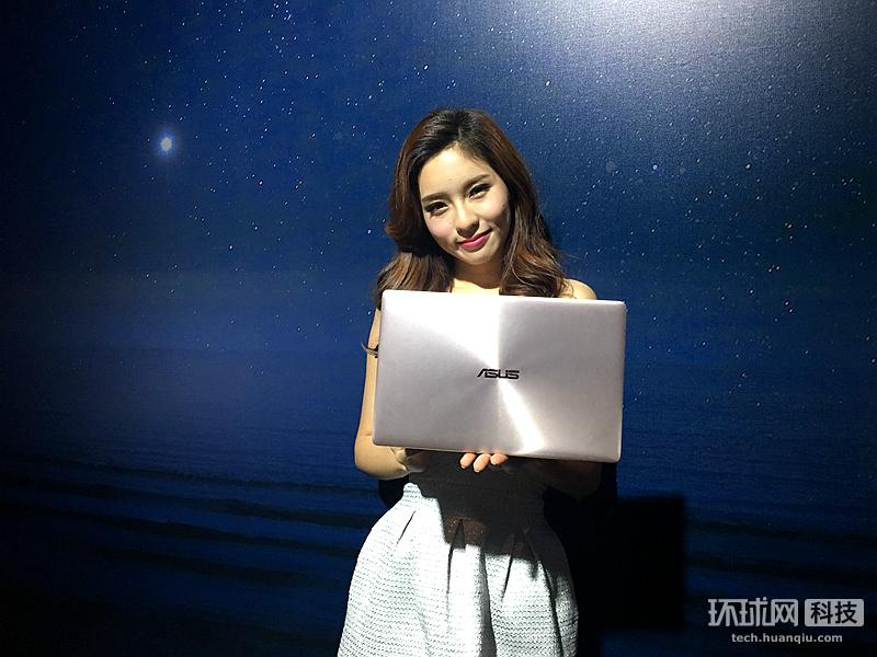 极度轻薄!华硕超极本ZenBook 3现场图赏