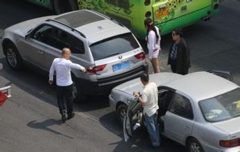 汽车追尾也能免责 这五种情况必须牢牢记着