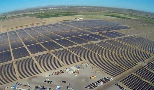 苹果秘密的太阳能项目将为12500个美国家庭供电
