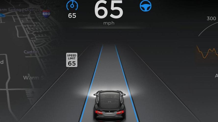 特斯拉宣布逐步推送Autopilot 8.0更新 雷达升级