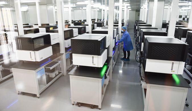 深圳国家基因库开业 储存样本超千万份