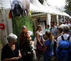 国际慢食博览会在都灵登