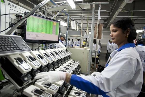 美媒:印度人口将重塑全球智能手机市场