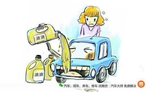 开车时这8个动作 让爱车的油耗飙升!