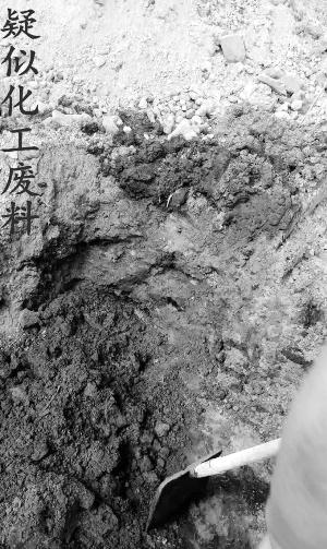 江苏危险废弃物填埋地建米厂 涉事方被罚315万