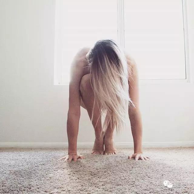 姑娘晒裸照走出抑郁症 还治愈了无数人【组图】 - 春华秋实 - 春华秋实 开心快乐每一天
