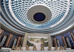 G20杭州峰会主会场正式对外开放 门票150元