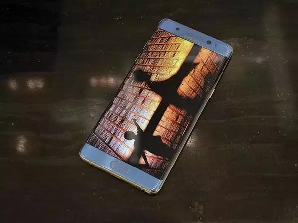 三星Galaxy Note7仅4%选择退款 股价低点反弹