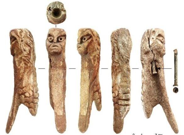 4千年前的驱魔神器