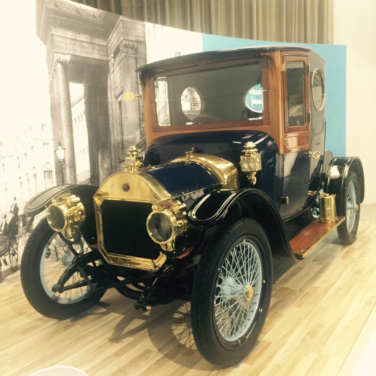 设计周主题展览《经典回顾——摩登时代汽车设计展》亮相中华世纪坛
