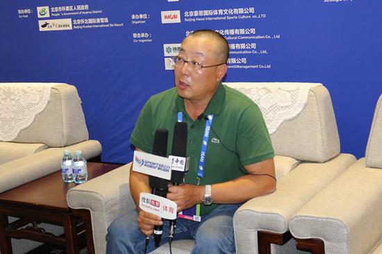 专访雪场经营管理大师何平:平台促进产业健康发展