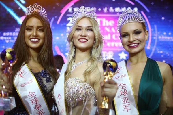 全球生态旅游大使世界总决赛落幕 拉脱维亚佳丽夺冠