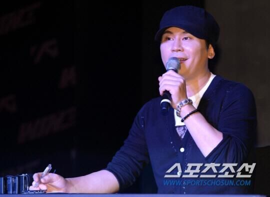 YG娱乐梁铉锡:BigBang刚出道时被很多人骂