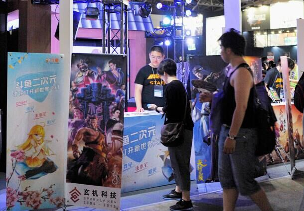 物色优秀人才迈向国际化?解析东京电玩展背后