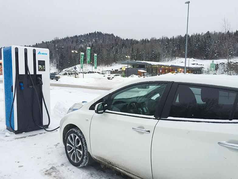 台达协助推动联合充电系统成为全球电动车充电标准