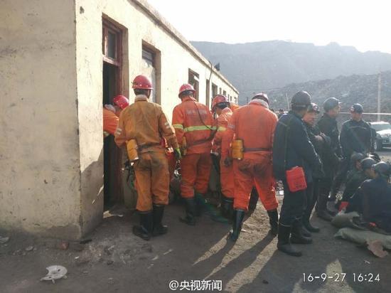 宁夏石嘴山煤矿瓦斯爆炸已致9人死亡11人仍被困