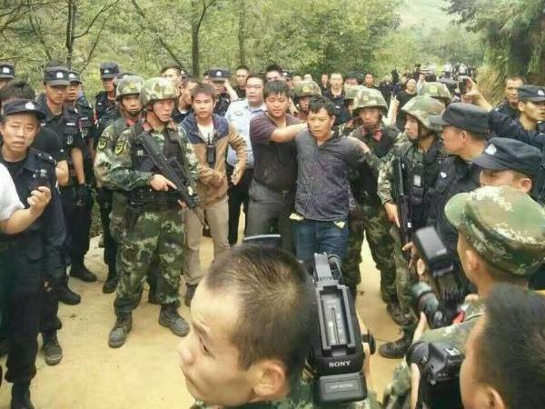 贵州六盘水市一家四口被灭门最小仅5岁 目击者称嫌犯已落网